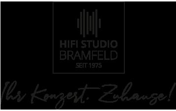 Hifi Studio Bramfeld Logo sw